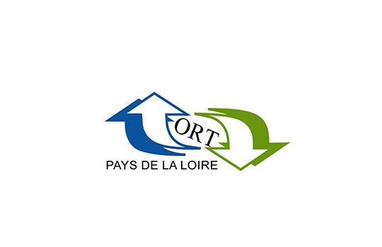 Logo ORT Pays de la Loire