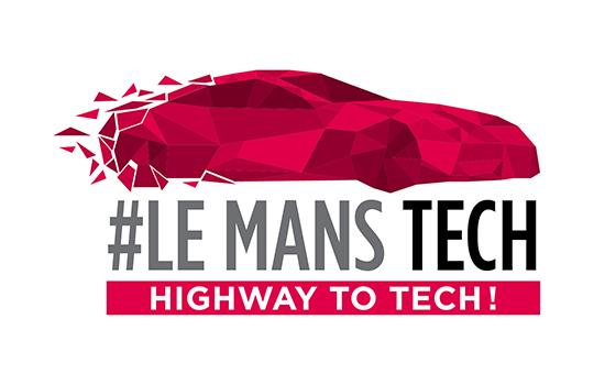 logo Le Mans tech