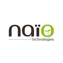 Logo Naïo Technologies