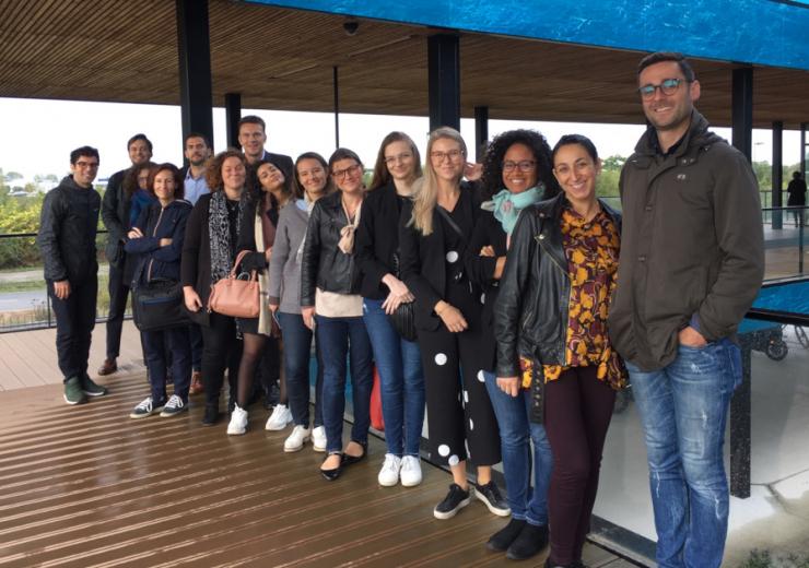 Business France on a two day tour of Pays de la Loire