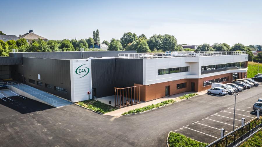 E4V factory