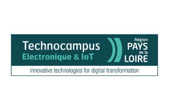 Logo Technocampus Electronique & IoT