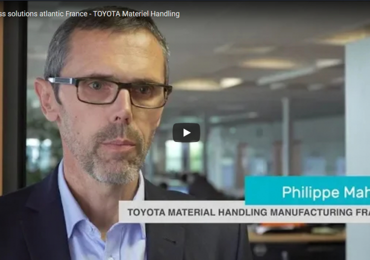 Philippe Mahé Toyota Material Handling manufacturing France