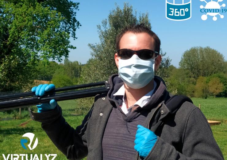 Virtualyz, virtual reality and Covid-19