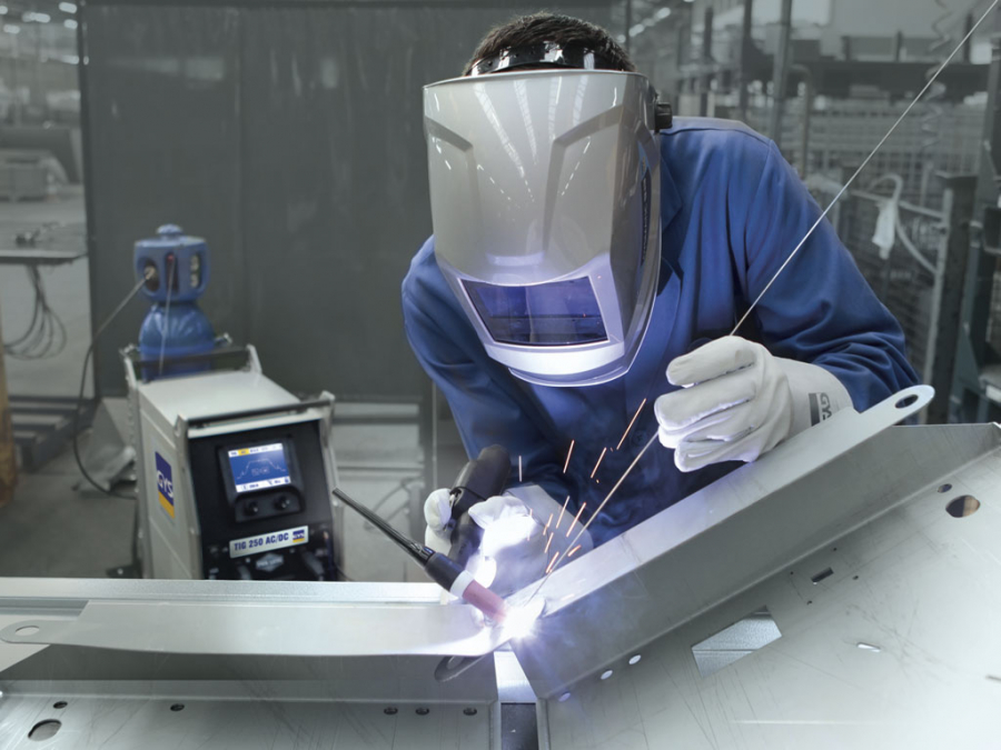 Gys Tig Welding automotive sector