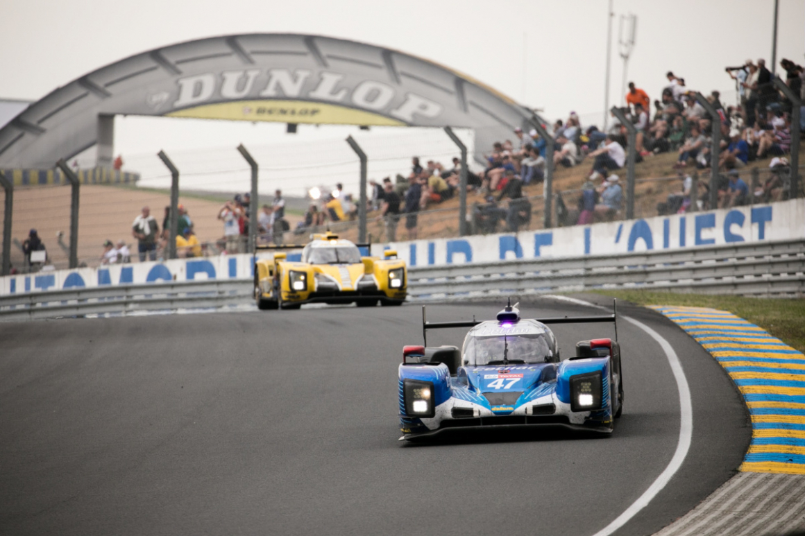 24 hours of Le Mans race