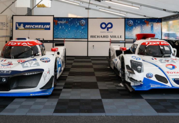 MissionH24 racing car hydrogen Le Mans Atlantic France