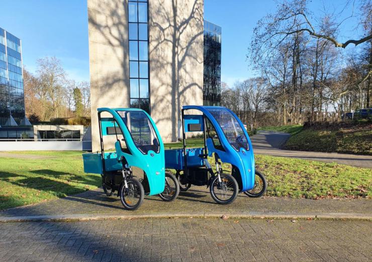 Wello innovative e-cargo bikes