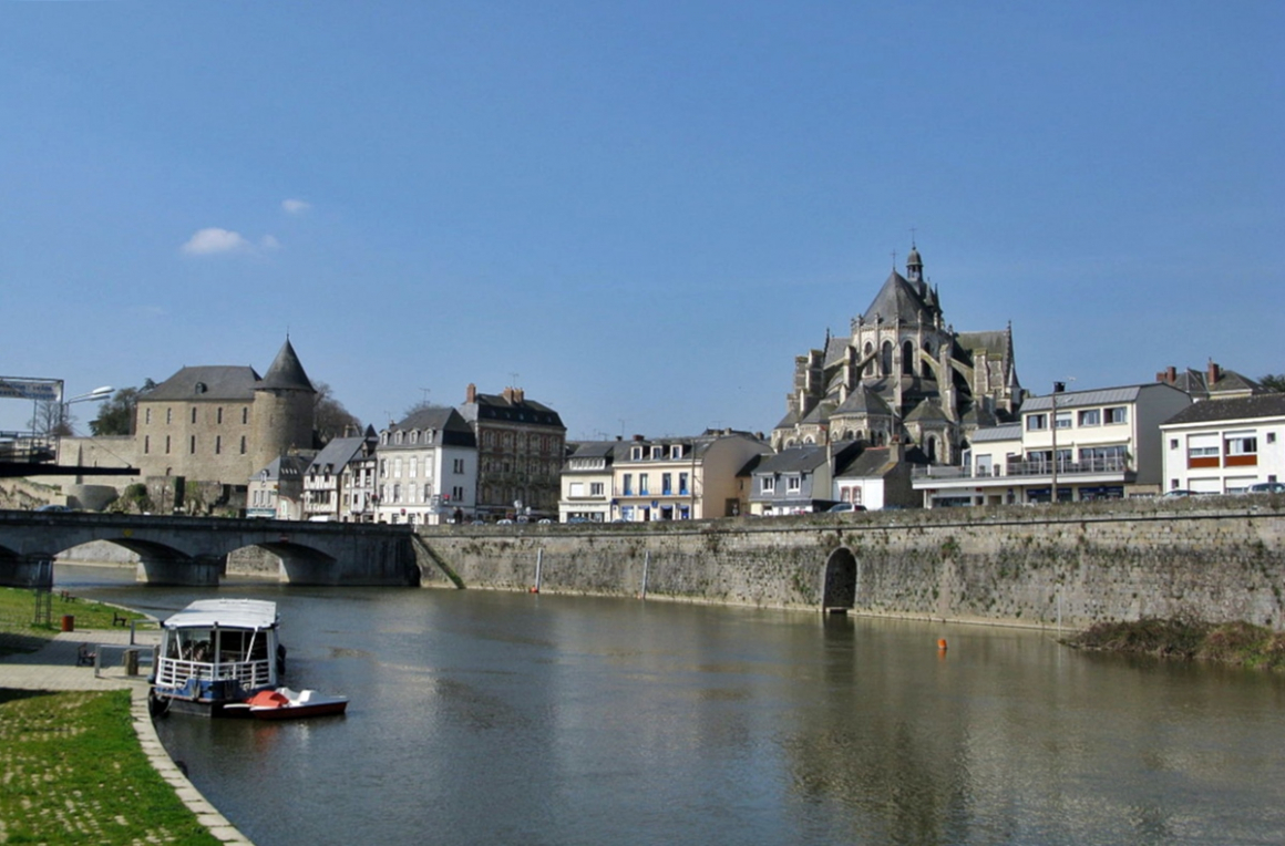 Mayenne, Atlantic France