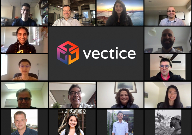 Vectice team - digital startup in Atlantic France