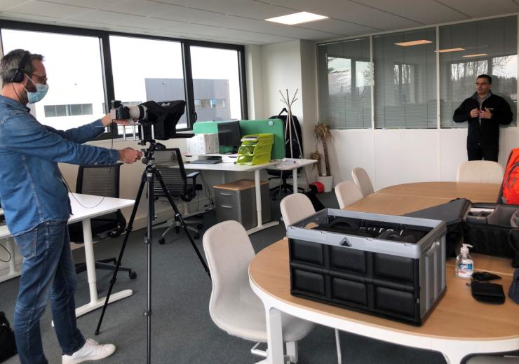 E-cobot, robotics specialist in Atlantic France