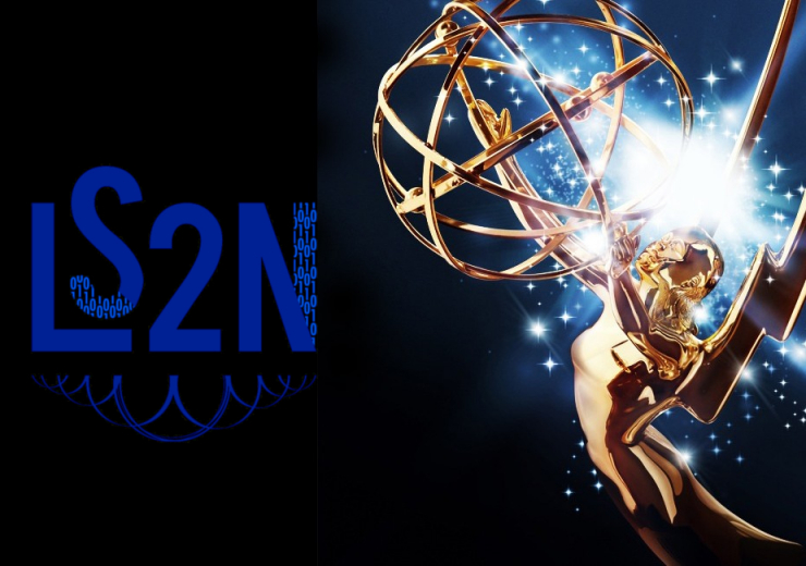 Emmy Award Statue - LS2N University of Nantes