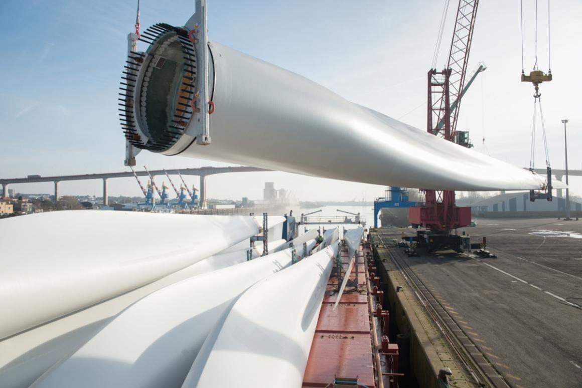 Marine renewables