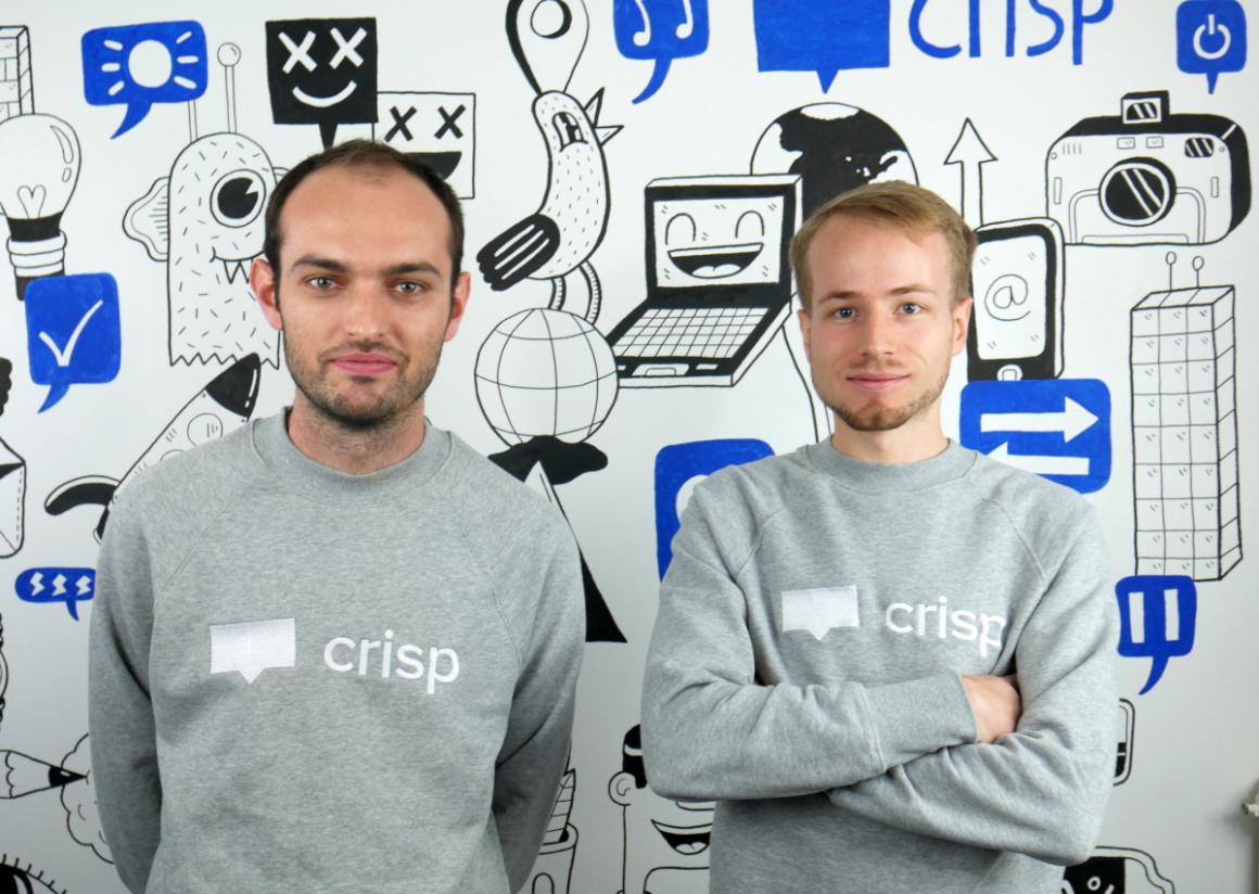 Crisp messaging platform