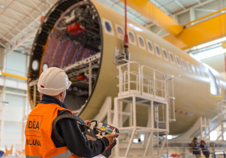 IDEA logistics for aeronautics