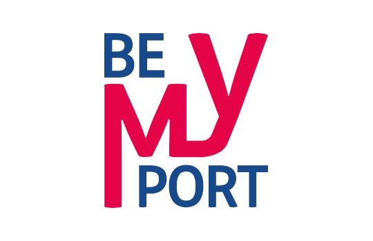 Be My Port logo