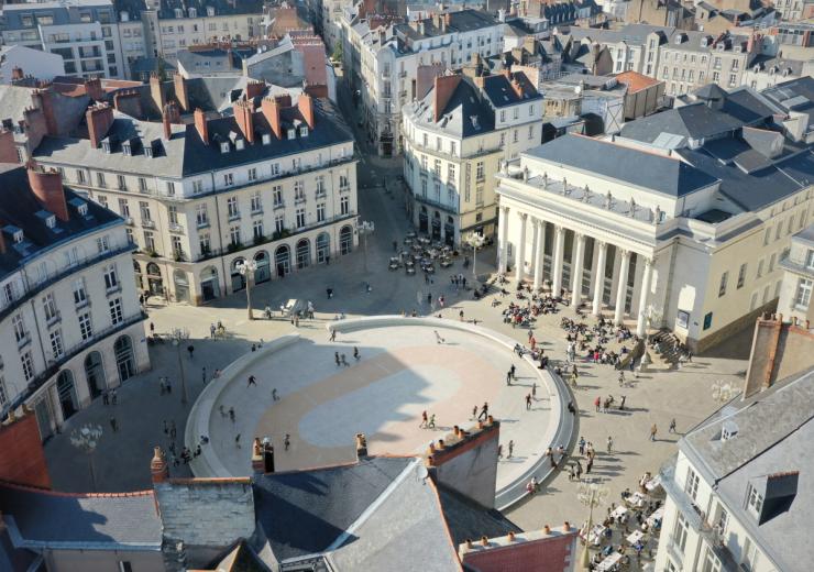 Voyage à Nantes - roller derby - Titan