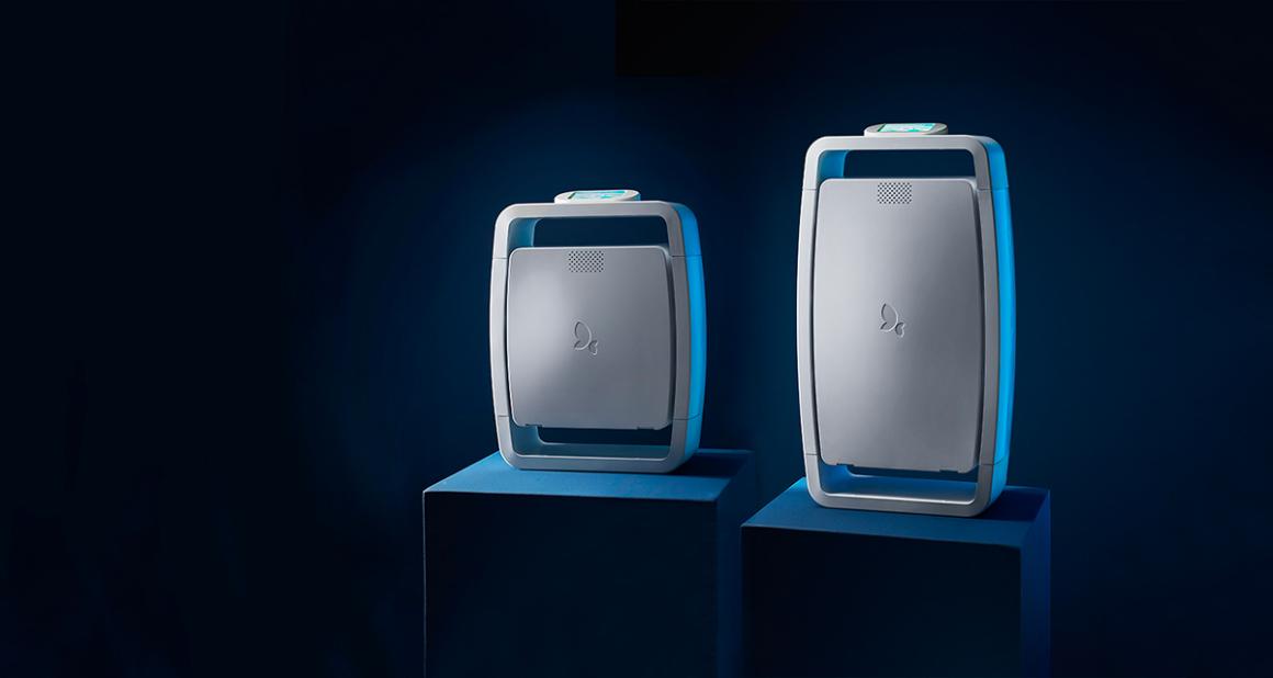 innovative air purifiers - NatéoSanté