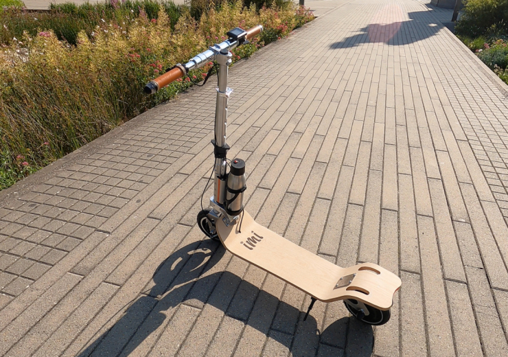 recyclable electric scooter Imi