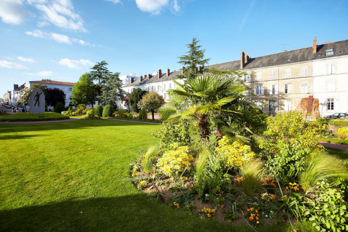 La Roche-sur-Yon in Vendée