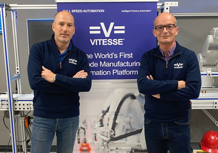 Full Speed Automation Founders, Luc Leroy & Hugues Gontier